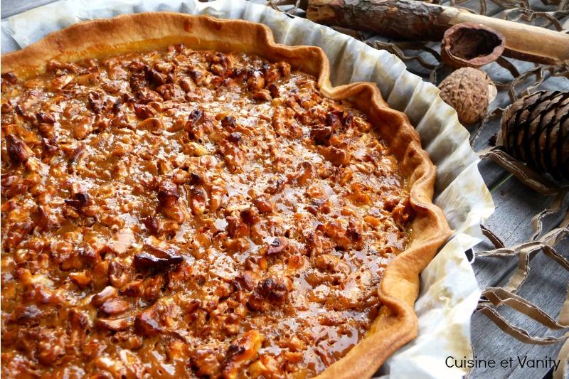tarte aux noix 2