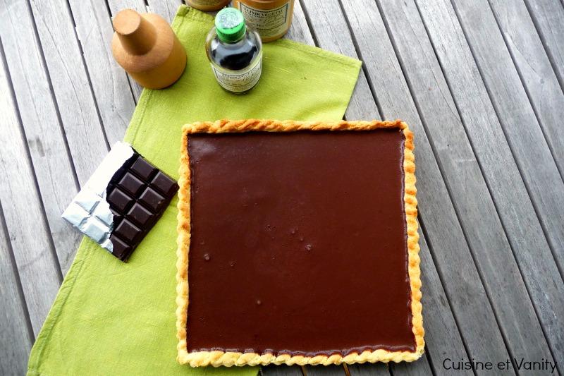tarte chocolat 2