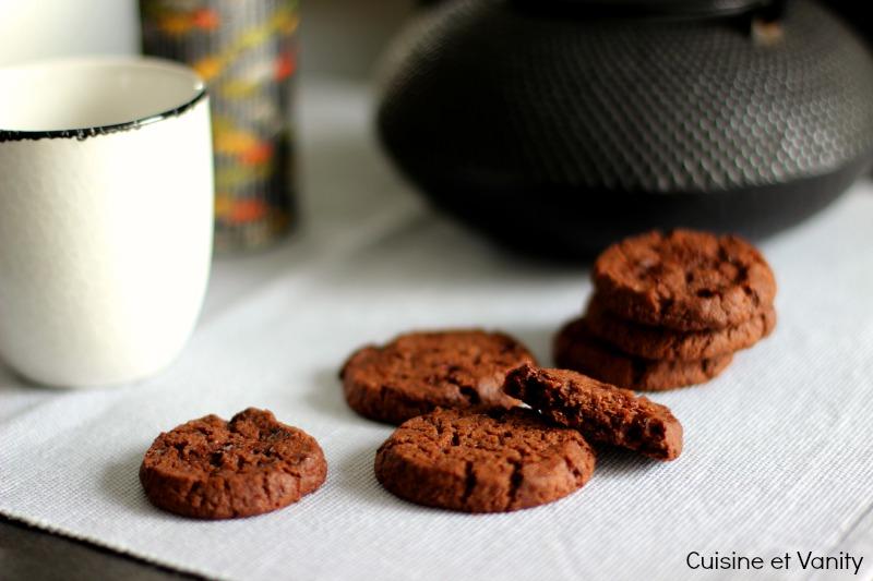 Sablés chocolat 5