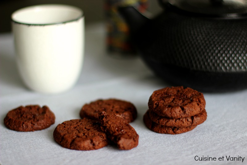 sablés chocolat 2