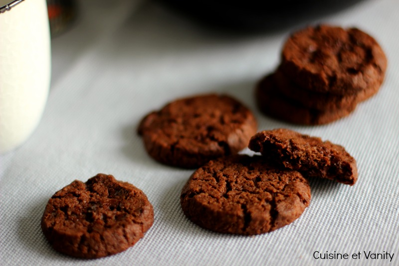 sablés chocolat 4