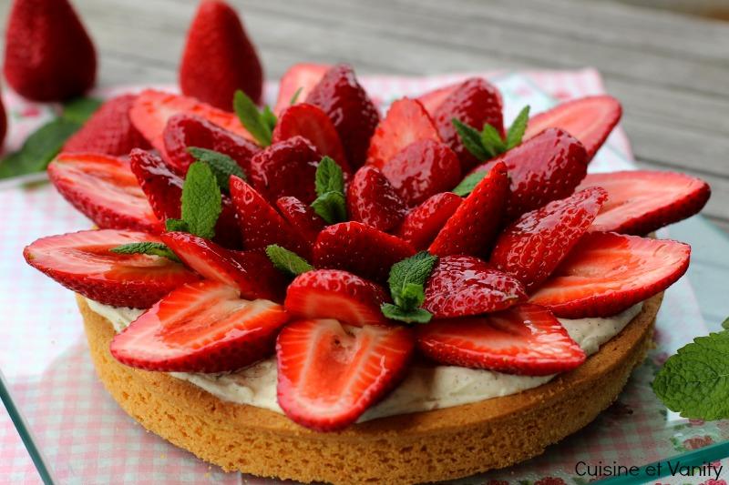 tarte fraises 5