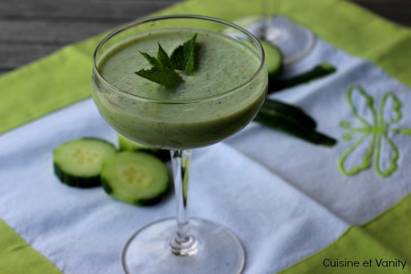 gaspacho concombre 1