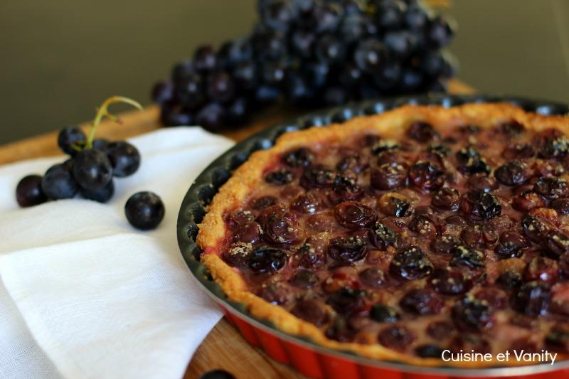 tarte raisins 1