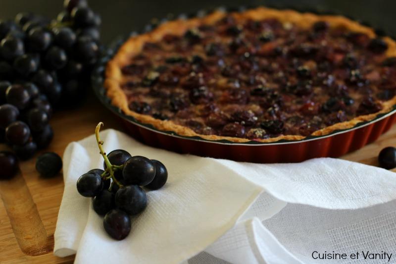 tarte raisins 2