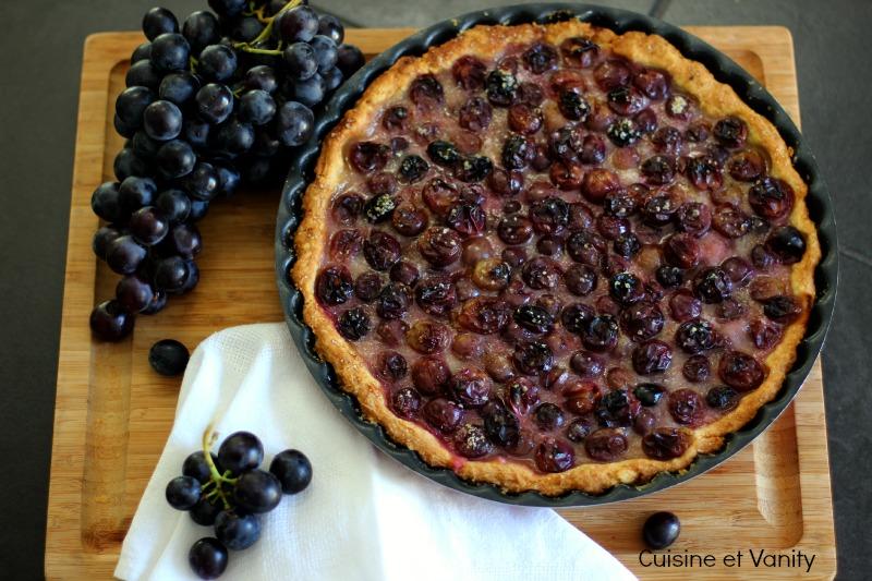 tarte raisins 5