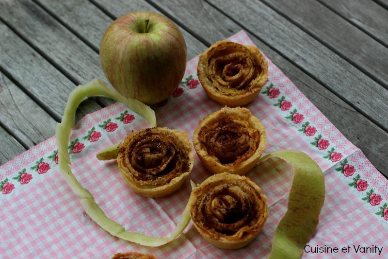 tartelettes rose 3