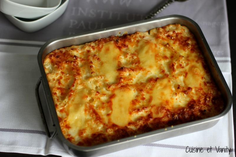 gratin macaronis 1