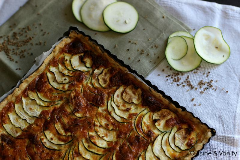 tarte courgettes anis 3