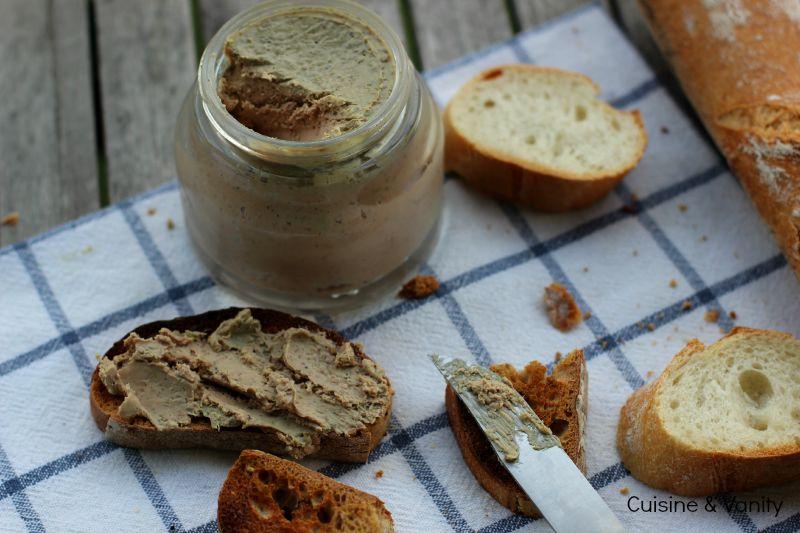 Mousse foie volaille 4