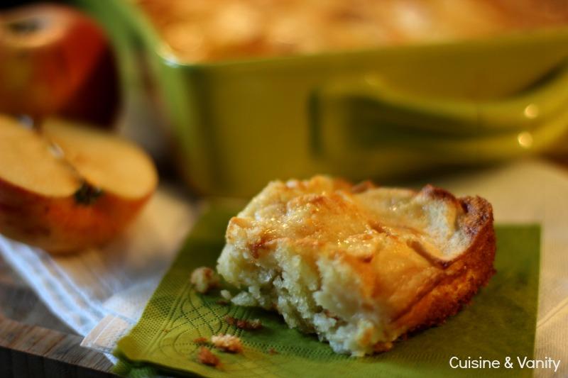 gâteau pommes victorine 5