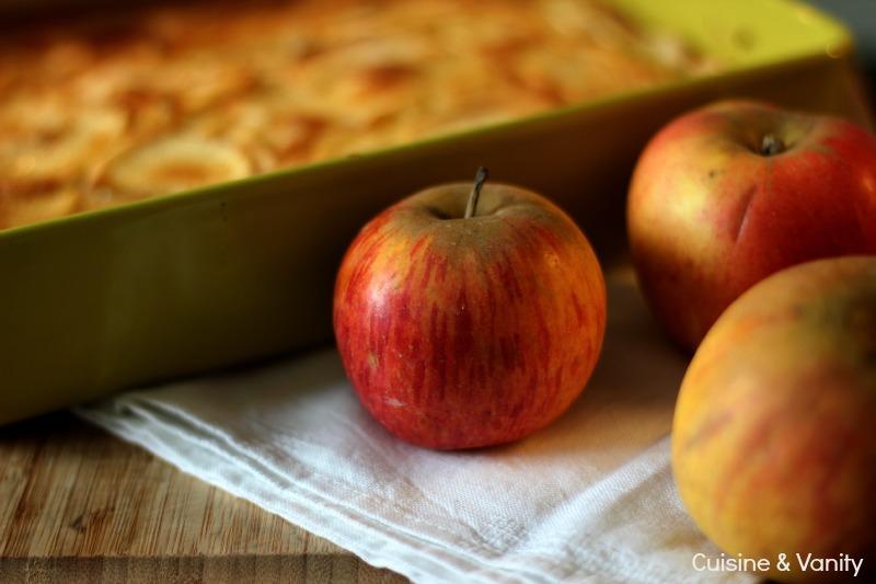 gateau pommes victorine 2