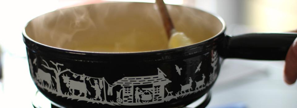 Slider-fondue