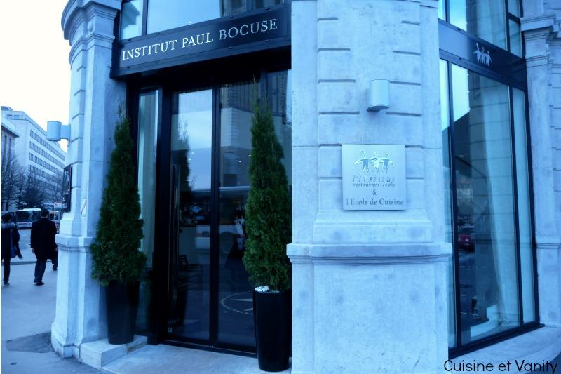 Restaurant Ecole Et Ecole De Cuisine Institut Paul Bocuse
